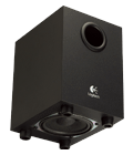 Ported, down-firing subwoofer