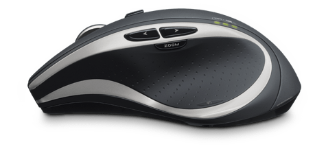 Performance Mouse MX side view