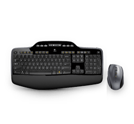 Keyboard-Mouse Combo Wireless Desktop MK710