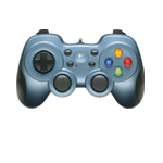Rumble Gamepad F510