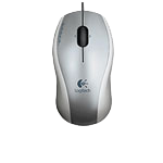 V150 Laser Mouse for Notebooks