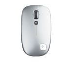 V550 Nano Cordless Laser Mouse for Notebooks