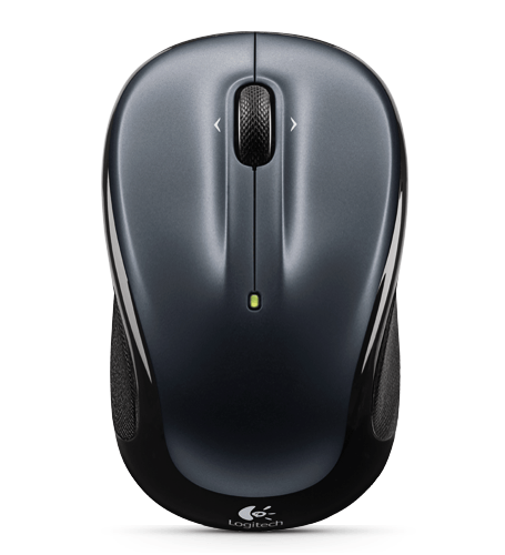 Wireless Mouse M325 Dark Grey