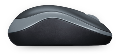 Wireless Mouse M185 right side