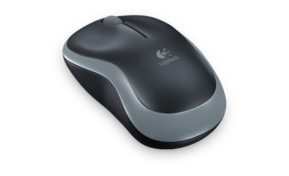 Wireless Mouse M185 Dark Grey Gallery 4