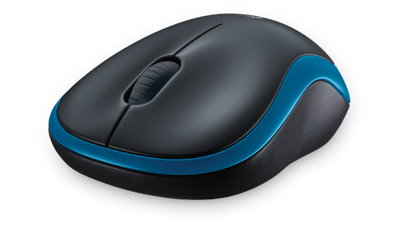Wireless Mouse M185 Red Gallery 9