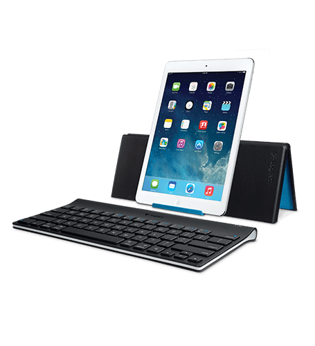 LogitechR Tablet Keyboard for iPad