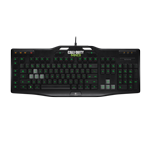 Gaming Keyboard G105: Made for Call of Duty®