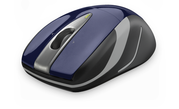 Wireless Mouse M525 Blue APJ