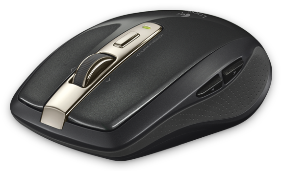 Anywhere Mouse MX M905r Gallery 4