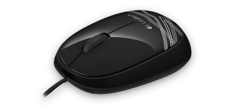 Logitech Mouse M105 Black Main Features
