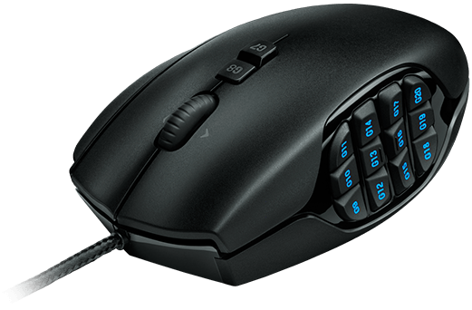 g600 Gaming Mouse Glamour Image LG