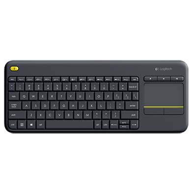 Image du produit de Wireless Touch Keyboard K400 Plus
