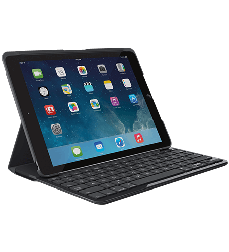 Cavan keyboard cover for iPad black