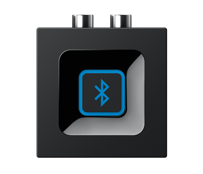 Bluetooth Audio Adapter top view