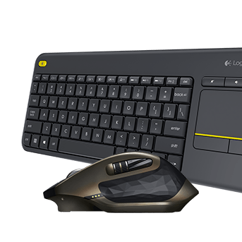 Logitech mice and keyboards, Logicool