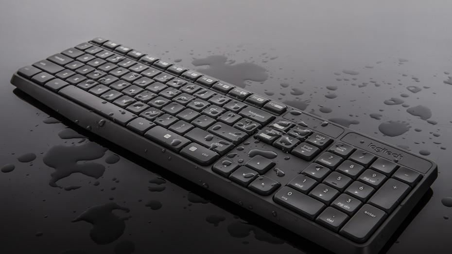Test du clavier sans fil MK235 de Logitech