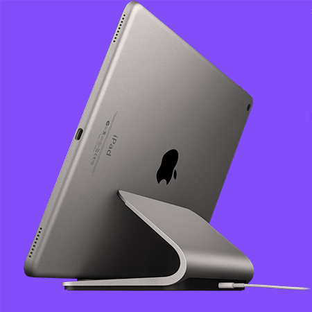 BASE charging stand for iPad Pro
