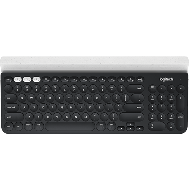 Image du produit de K780 Multi-Device Wireless Keyboard