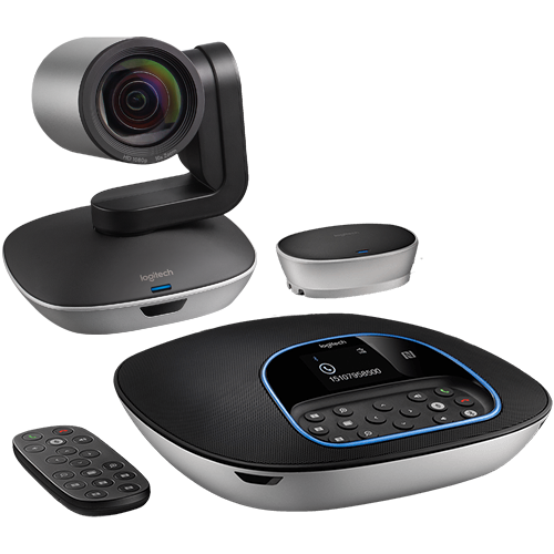 Business Resellers collaboration products, conference cams, webcams, remote
