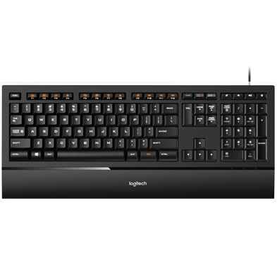 Image du produit de Illuminated Keyboard K740