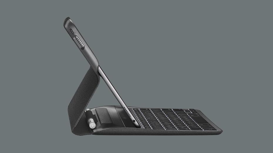 tui clavier logitech create pour ipad avec emplacement pour apple pencil. Black Bedroom Furniture Sets. Home Design Ideas