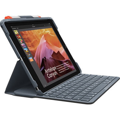 Image du produit de SLIM FOLIO FOR <span class='lowerCase'>iPad</span> (5TH AND 6TH GENERATION)