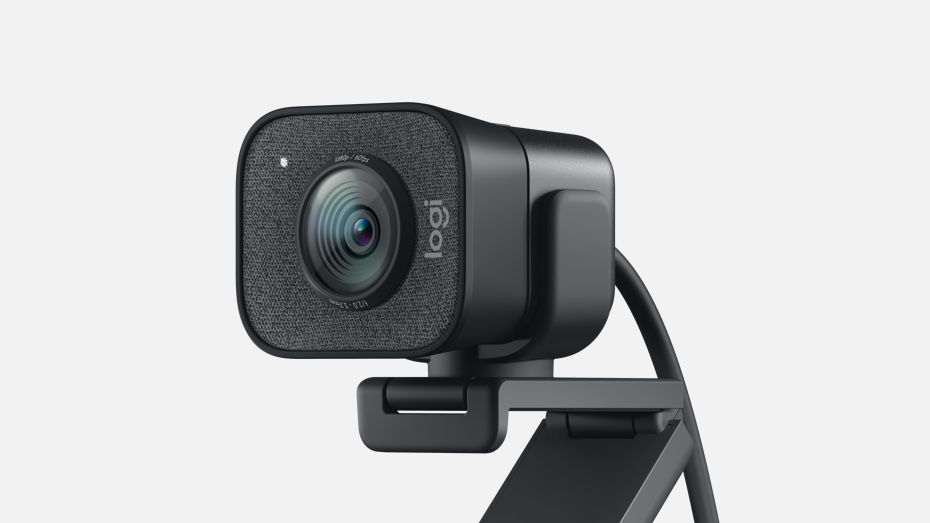 Logi StreamCam Black with STREAM FULL HD 1080P AT 60FPS
