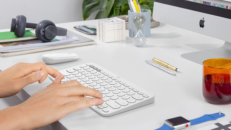 Comfortable Laptop - Style Typing Keybord k380