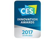 Lauréat du CES Innovation Award