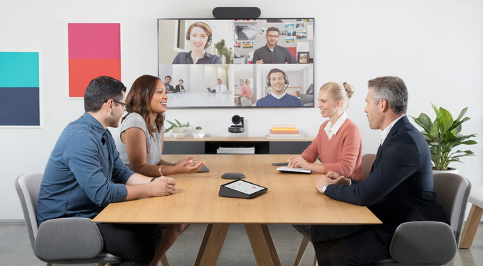 Webinar: Easy Join Meetings with Logitech Tap
